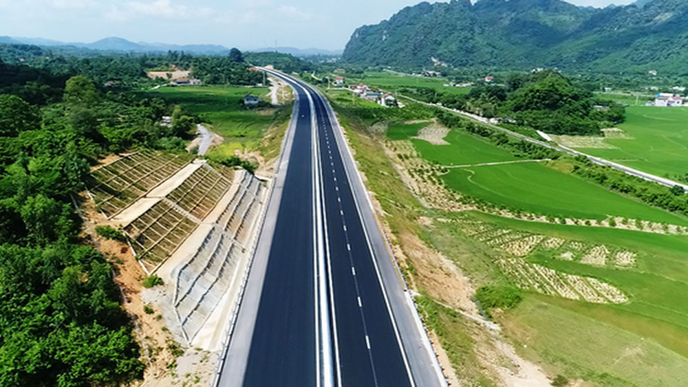 Free toll for Bac Giang – Lang Son expressway on Lunar New Year occasion