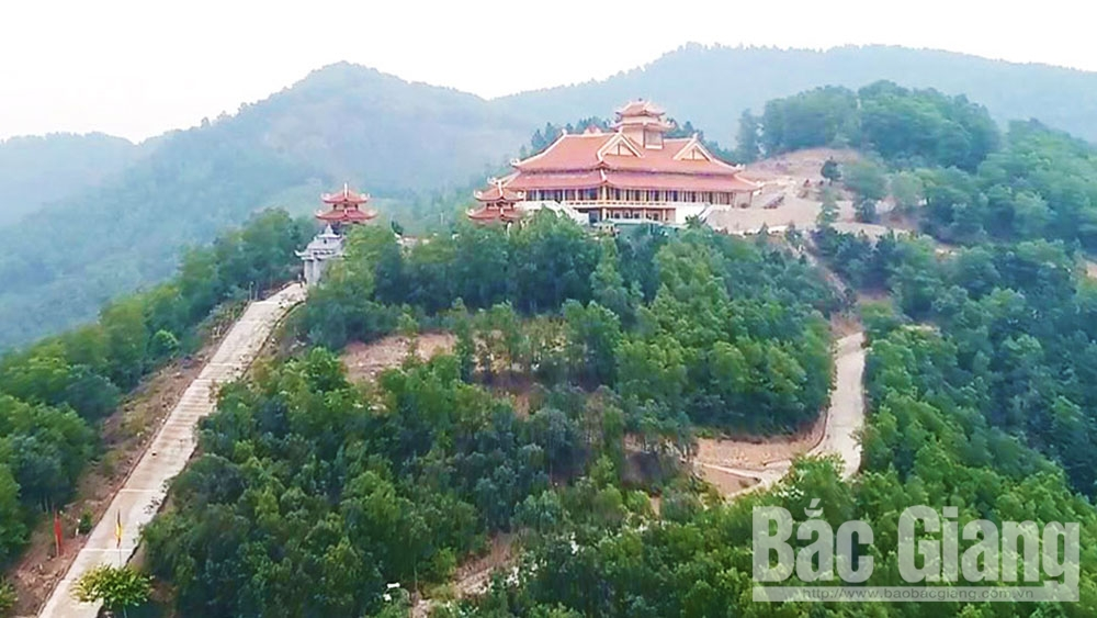 Bac Giang's tourism flourishing