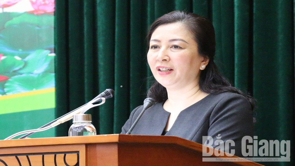 Bắc Giang; Ban Tuyên giáo Tỉnh ủy; triển khai nhiệm vụ; 2020; khen thưởng