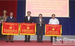Bắc Giang: Đánh mạnh tội phạm ma túy, cờ bạc