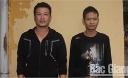 Bắc Giang: Khởi tố hai đối tượng về hành vi mua bán, vận chuyển trái phép ma túy