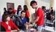 Bắc Giang: 80 tình nguyện viên sẵn sàng hiến máu trong những ngày Tết