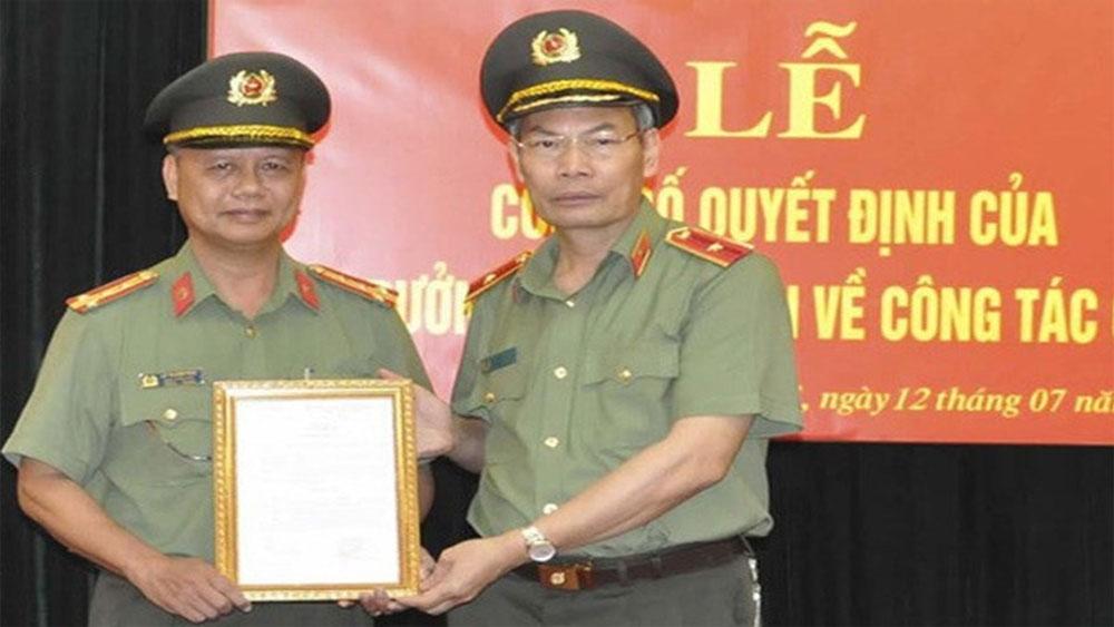 Thiếu tướng Đỗ Văn Hoành, Chánh Văn phòng, Cơ quan Cảnh sát điều tra