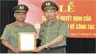 Thiếu tướng Đỗ Văn Hoành làm Chánh Văn phòng Cơ quan Cảnh sát điều tra
