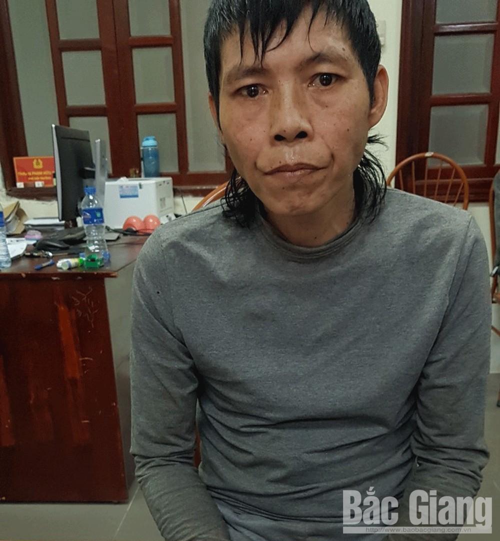 ma túy; cao điểm; Công an huyện Lạng Giang, Bắc Giang.