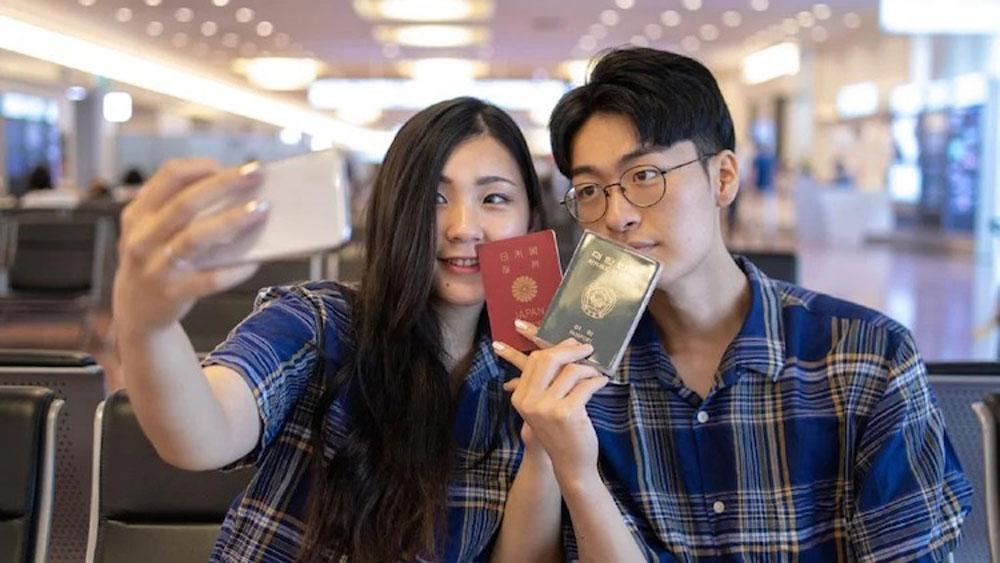 Hộ chiếu Nhật Bản, quyền lực nhất 2020, Singapore, Hàn Quốc, Henley Passport Index