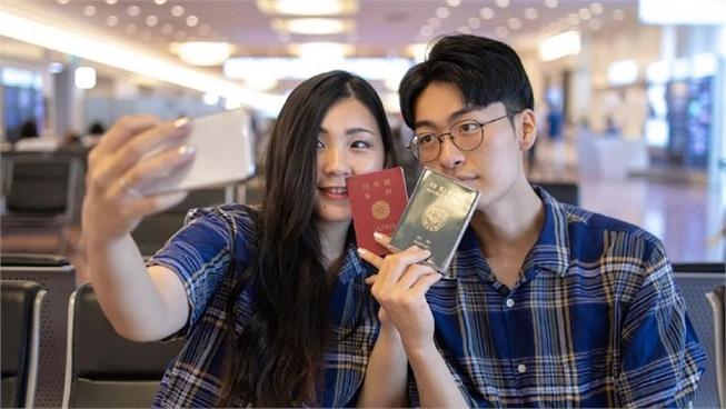Hộ chiếu Nhật Bản quyền lực nhất 2020