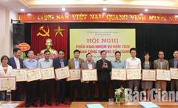 Bắc Giang: Phấn đấu năm 2020 giá trị xuất khẩu đạt 9,5 tỷ USD
