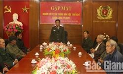 Công an huyện Sơn Động (Bắc Giang) gặp mặt người có uy tín trong đồng bào dân tộc thiểu số