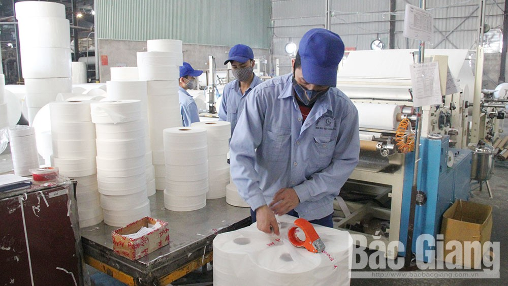 Bac Giang: Many batches of commodities exported on first days of 2020