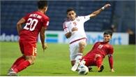 Bùi Tiến Dũng xuất sắc, U23 Việt Nam hoà 0-0 U23 UAE