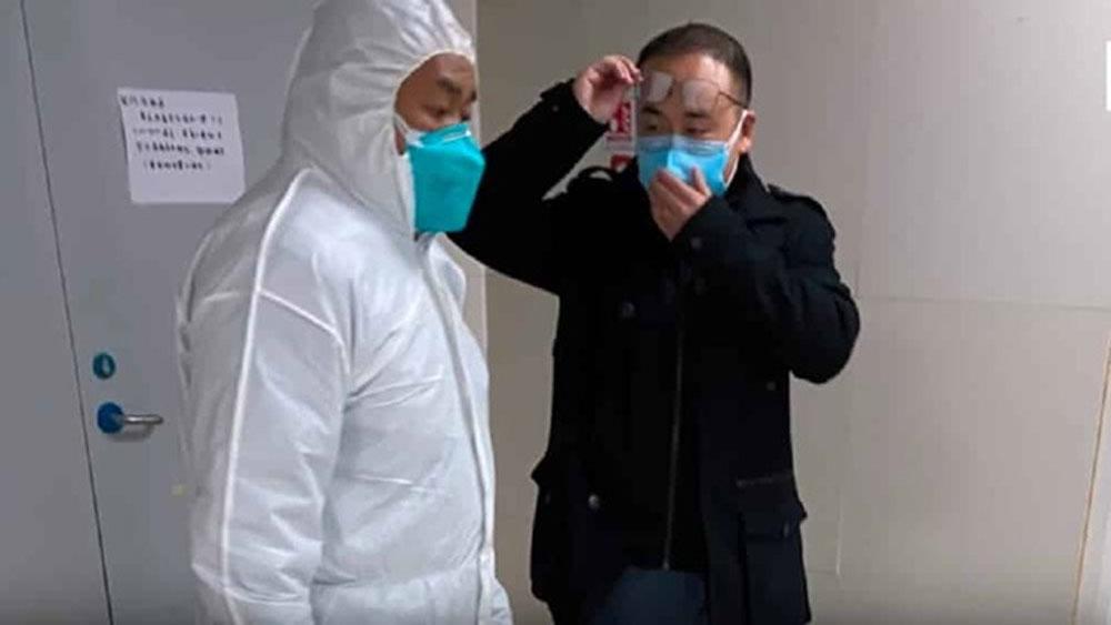 Trung Quốc: Bệnh nhân đầu tiên tử vong do dịch viêm phổi lạ ở Vũ Hán
