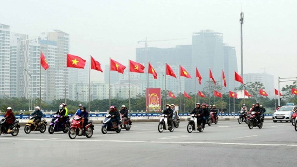 Hanoi: numerous activities to celebrate nation's historical, political events