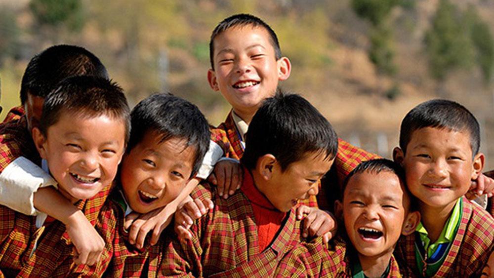 Khám phá Bhutan,  quốc gia hạnh phúc nhất thế giới, Vương quốc Bhutan, Dãy Himalaya