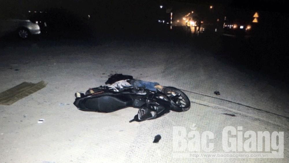 tai nạn giao thông, Lạng Giang, Bắc Giang