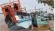 Tiền Giang: Cháy 5 tàu cá đánh bắt xa bờ của ngư dân