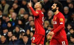 Firmino ghi bàn, Liverpool thắng nghẹt thở Tottenham
