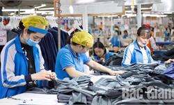 Công ty cổ phần Tổng Công ty May Bắc Giang LGG: Thưởng Tết bình quân 15,5 triệu đồng/người