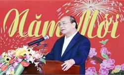 Thủ tướng Nguyễn Xuân Phúc: Thực hiện dân chủ phải đi liền với giữ vững kỷ cương, pháp luật