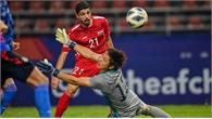 Nhật Bản bị loại ở giải U23 châu Á