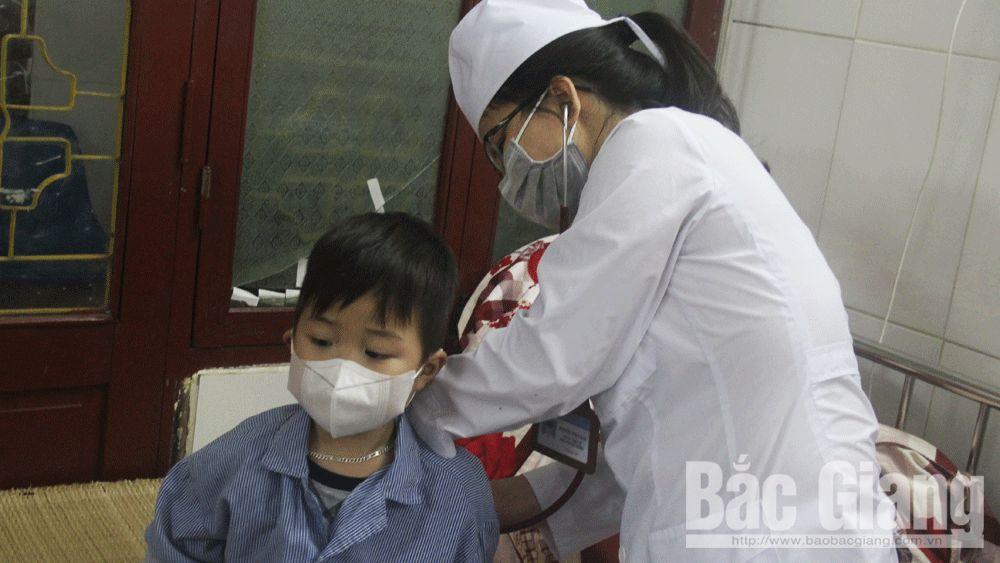 Bắc Giang chủ động giám sát, phòng chống bệnh viêm phổi cấp do vi-rút Corona