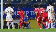 Tiền vệ Jordan dọa phá lưới Việt Nam