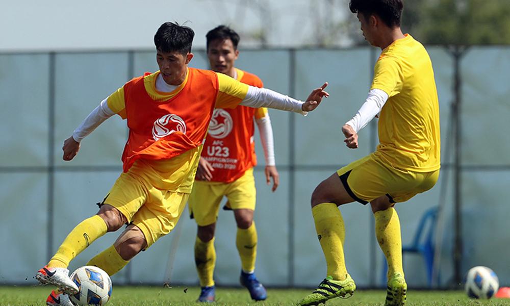 U23 Việt Nam, Park Hang seo, chuyên gia Phan Anh Tú