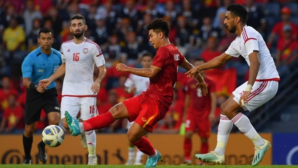 Vietnam U23s vs Jordan U23s: Park Hang-seo's troops look towards first win