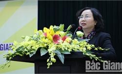 Bắc Giang: Dư nợ tín dụng tăng 16%, cao hơn bình quân cả nước
