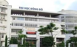 Tiếp tục khởi tố 2 cán bộ Trường Đại học Đông Đô