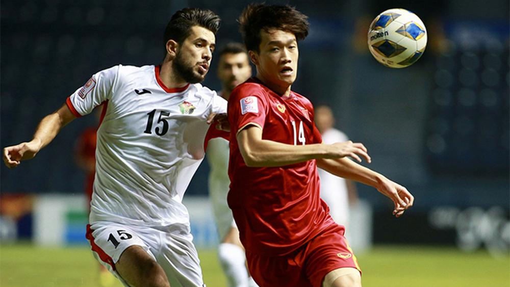Vòng chung kết U23 châu Á 2020, U23 Việt Nam, U23 Jordan, Quang Hải, Bùi Tiến Dũng
