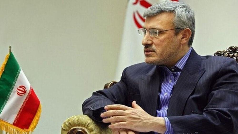 Anh, Đại sứ Iran, phản đối, vụ bắt giữ nhà ngoại giao, Tehran