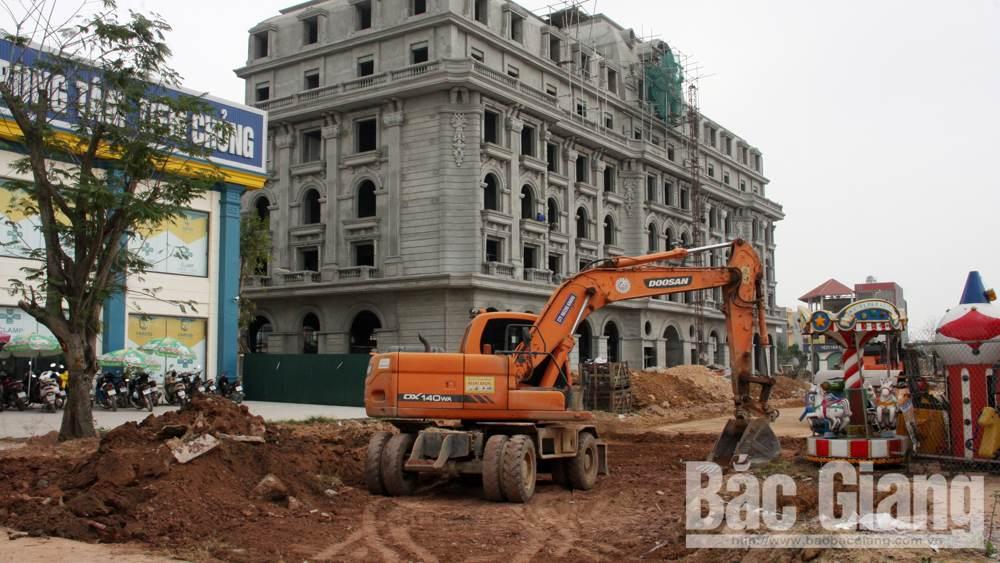 Việt Yên: Huy động nguồn lực xây dựng huyện thành đô thị loại IV