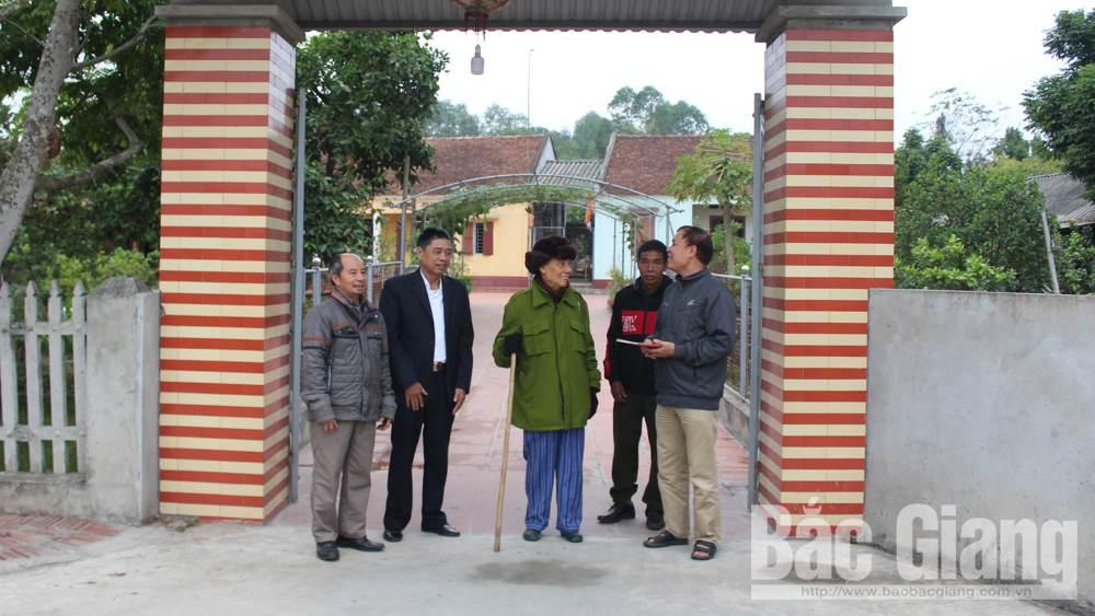 Xây dựng thôn văn hóa ở xã Lam Cốt, Nhân rộng điển hình, bắc giang báo mới