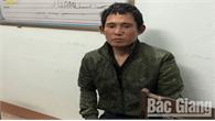 Bắc Giang: Bắt ma túy thu giữ súng tự chế và pháo nổ