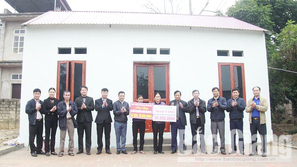 Bắc Giang, văn phòng Tỉnh ủy, nhà tình nghĩa