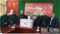 Phó Chủ tịch HĐND tỉnh Từ Minh Hải tặng quà Tết cho người có công