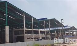 Công ty cổ phần Xuất nhập khẩu nhôm Phương Đông vi phạm về đất đai, môi trường, xây dựng