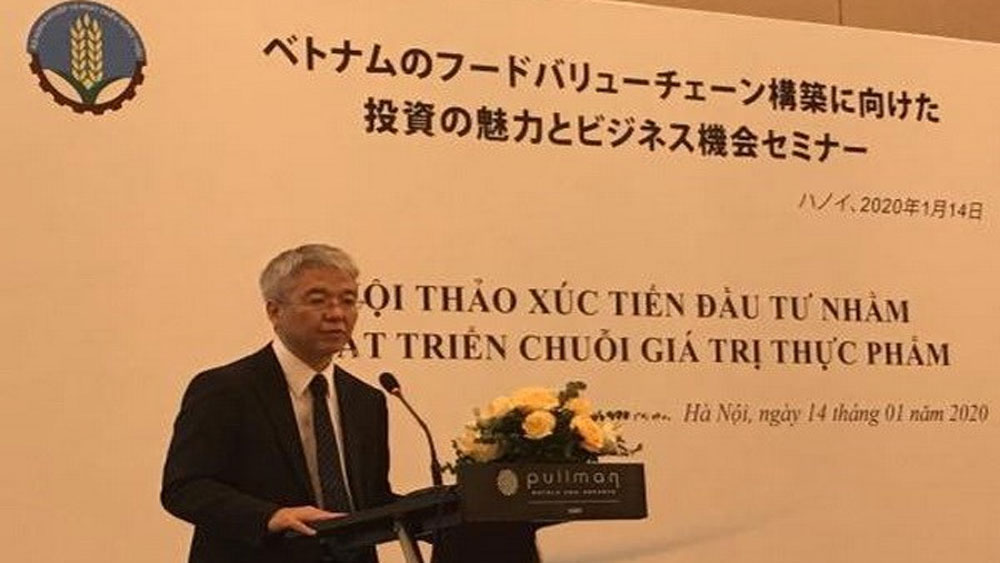 Japan supports Vietnam's food value chain development