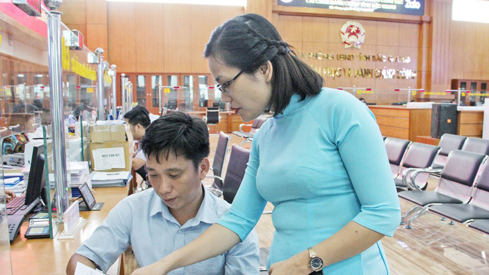 13,700 users connect to Bac Giang public administrative portal on Zalo
