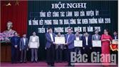 Yên Dũng: Khen thưởng 327 lượt tập thể, cá nhân trong công tác xây dựng Đảng và phong trào thi đua yêu nước
