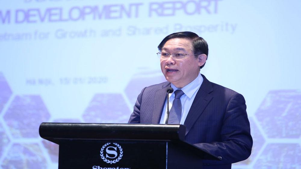 Công bố Báo cáo Phát triển Việt Nam 2019: Kết nối Việt Nam vì thịnh vượng và phát triển chung