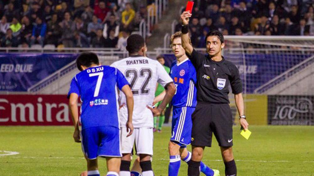 Trọng tài Iraq điều khiển trận đấu U23 Việt Nam - U23 Triều Tiên