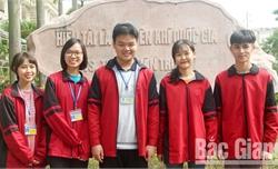 Những gương mặt học sinh giỏi quốc gia vượt khó, năng động