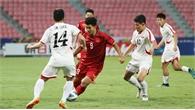 U23 Việt Nam-U23 Triều Tiên vòng chung kết U23 châu Á 2020 (hiệp 1): Tiến Dũng mắc sai lầm, Triều Tiên gỡ hòa 1-1