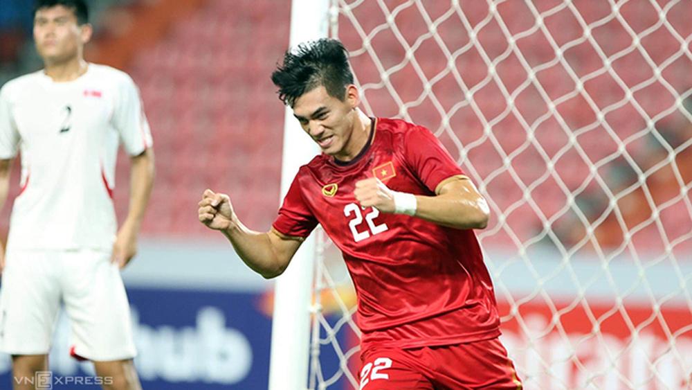 Clip: U23 Việt Nam mở tỷ số