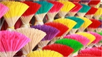 700-year-old Hue village gets colorfully 'incensed' for Tet