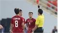 Đình Trọng bị treo giò ở vòng loại World Cup 2022
