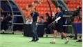 HLV Park Hang Seo nói gì sau trận U23 Việt Nam 1-2 U23 Triều Tiên?