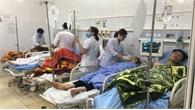 Cháy tòa nhà dầu khí ở Thanh Hóa: 2 người tử vong, nhiều người phải cấp cứu